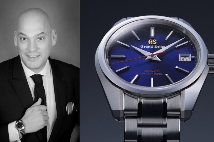 """Grand Seiko is a brand set apart"""