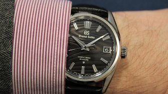Grand Seiko Series 9 : a small revolution Trends and style