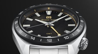 A new sport design for Grand Seiko GMT Trends and style