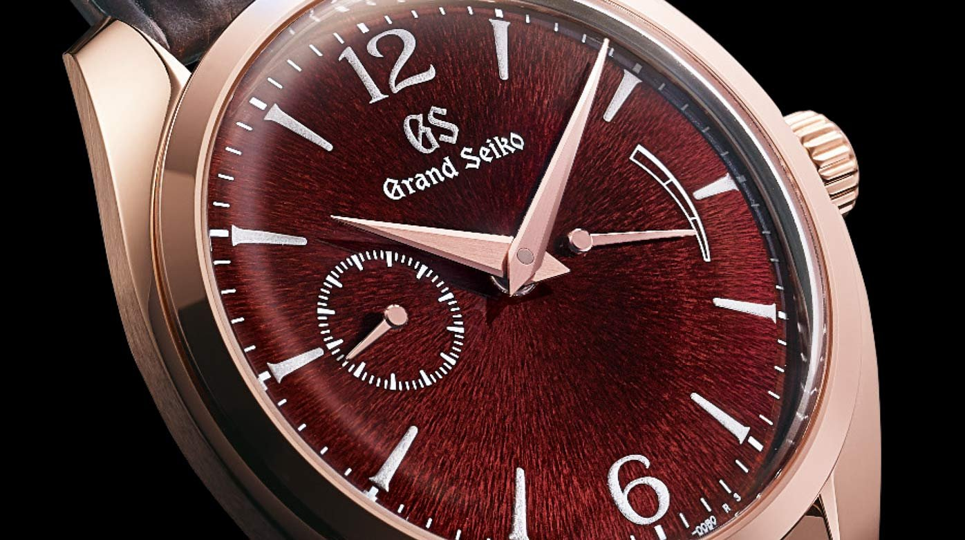 Grand Seiko  - The Elegance Collection sets a new course