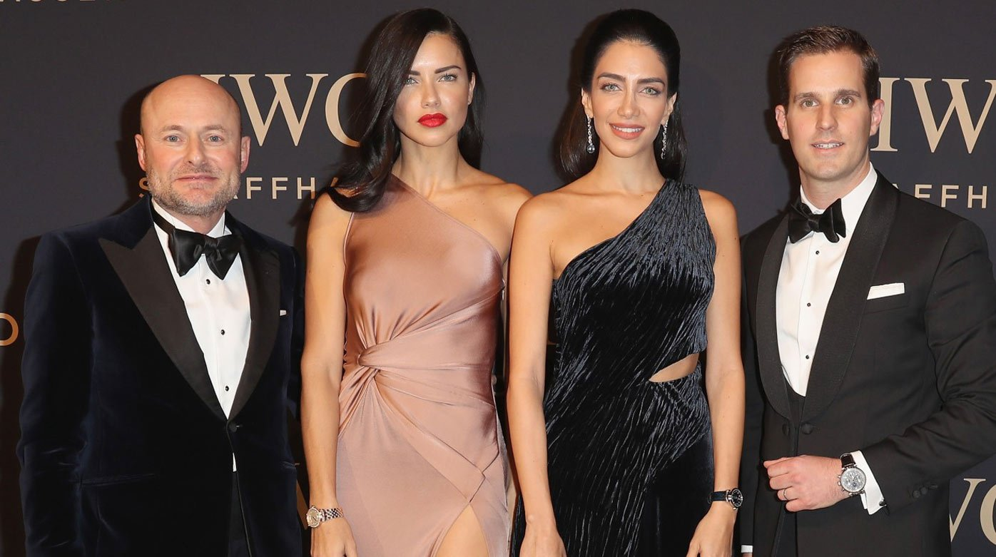 IWC - VIP guests at the SIHH