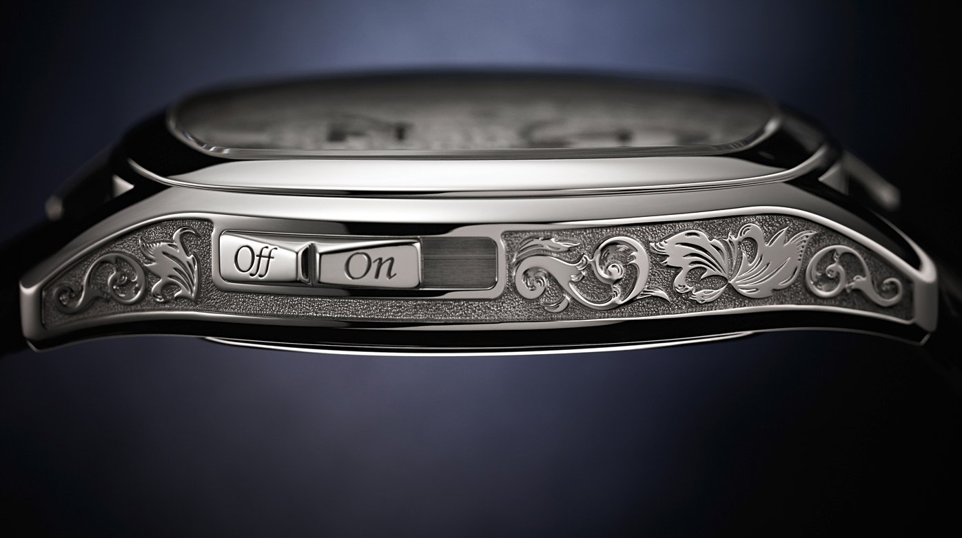 Patek Philippe - The art of hand finishing: the case