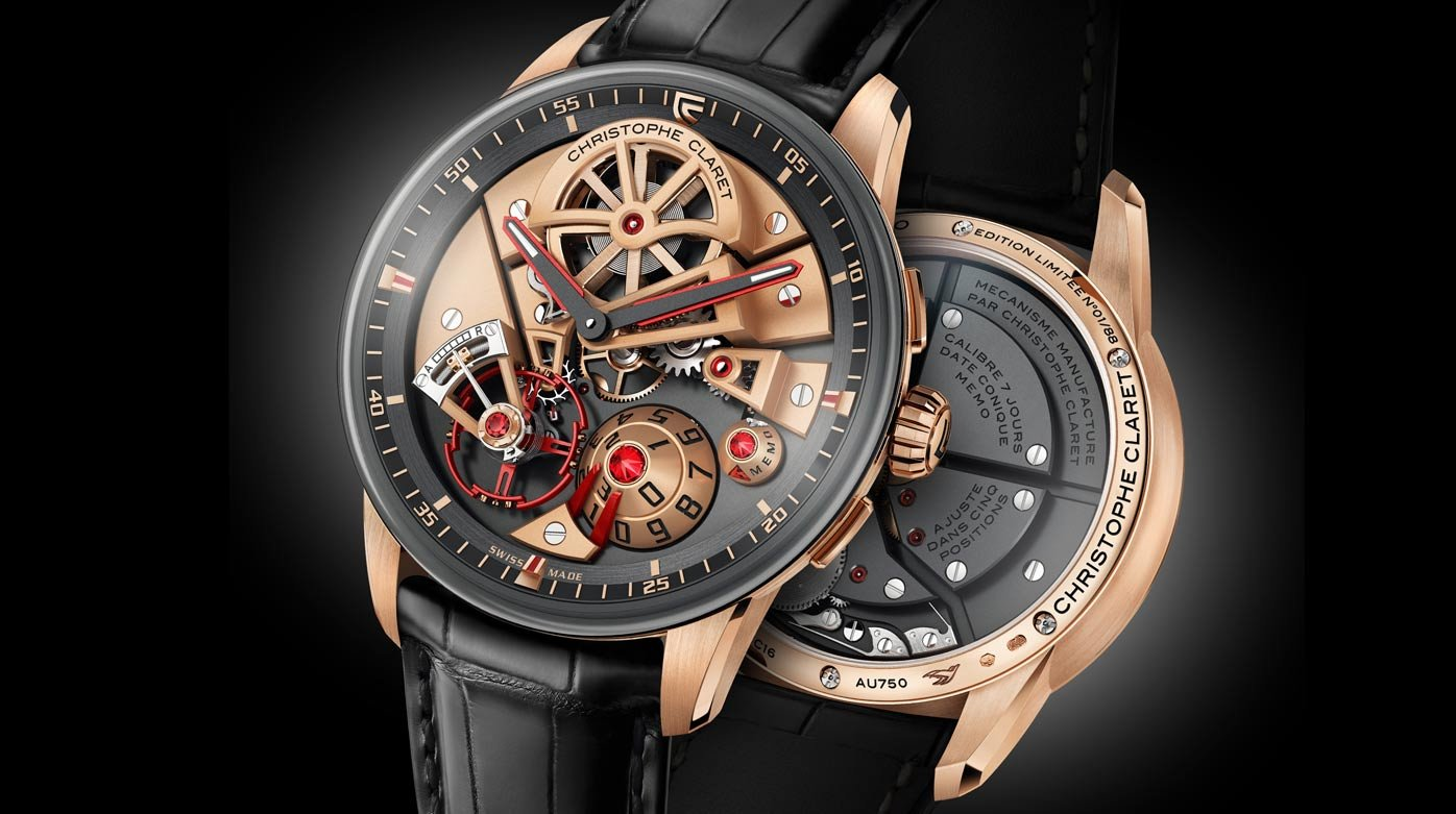 Christophe Claret - The Maestro presents… the Maestro!