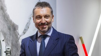 Jean-Marc Pontroué, CEO Roger Dubuis People and interviews