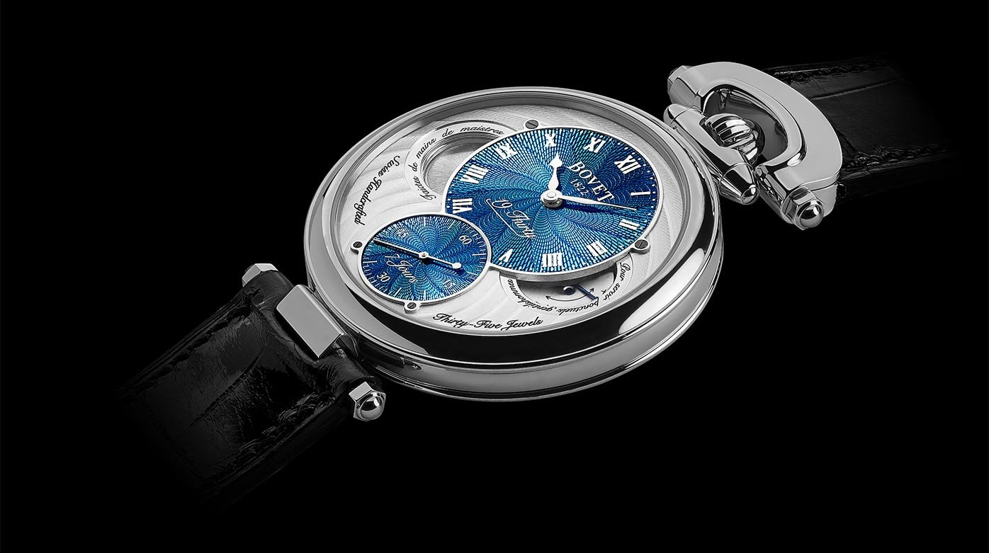 Geneva Watch Days - Five Turquoise Timepieces to Cling on to Summer