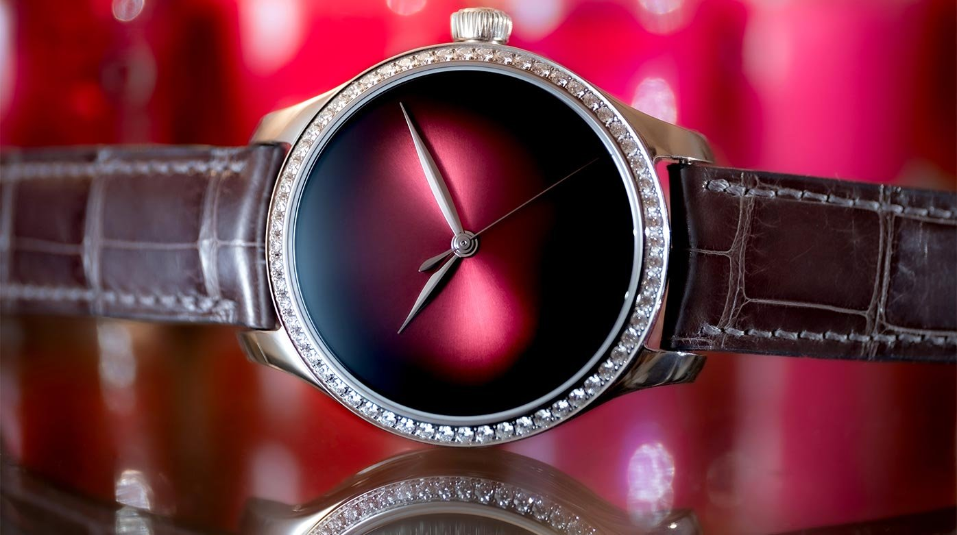 H. Moser & Cie. - The H. Moser & Cie.'s Smoked Dial