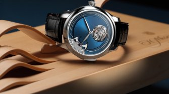 The Minute Repeater, H. Moser & Cie. Style