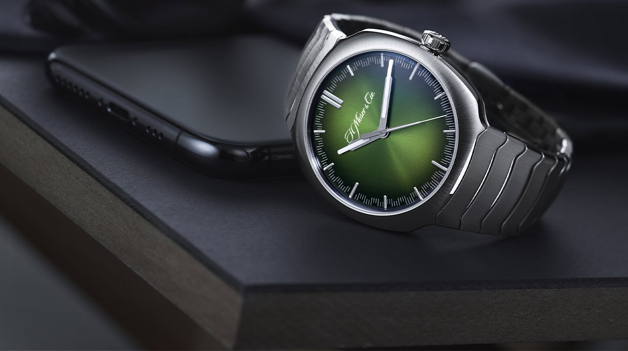 H. Moser & Cie - New territory