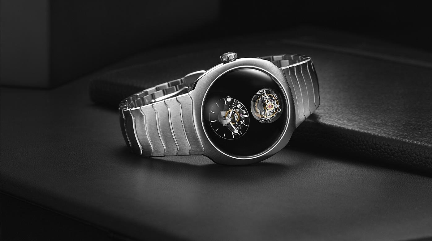 Only Watch 2021 - Streamliner Cylindrical  Tourbillon