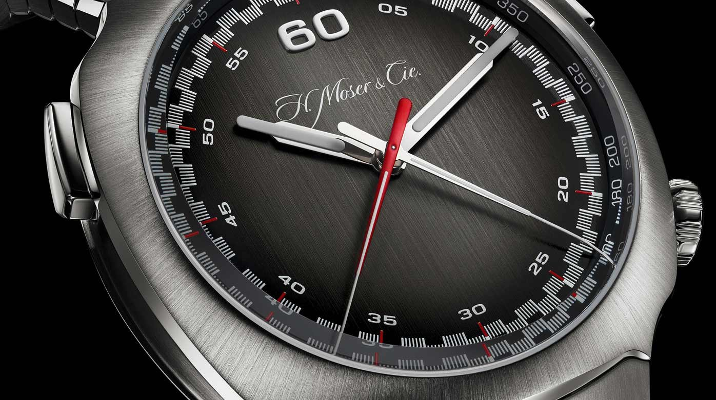 H.Moser & Cie. - Streamliner Flyback Chronograph Automatic