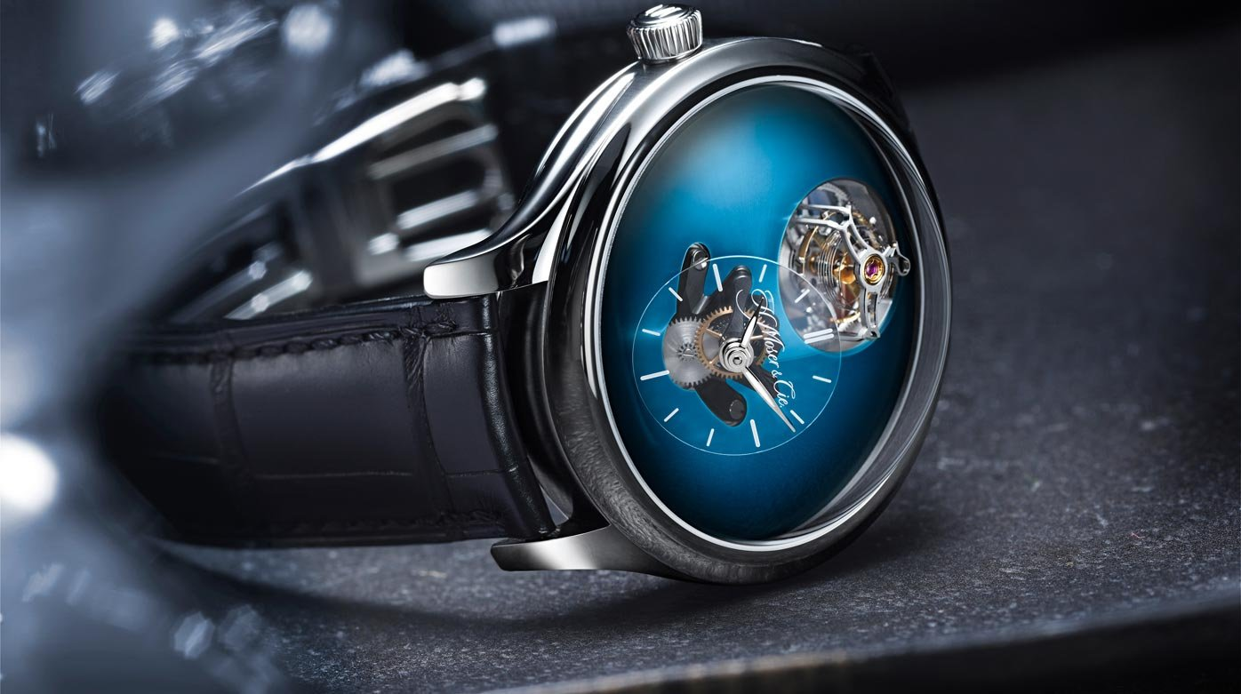 H.Moser X MB&F - Entwined destinies