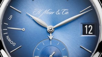 Endeavour Perpetual Calendar Funky Blue Trends and style