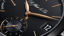 Perpetual Calendar Black Edition
