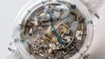 Venturer Tourbillon Dual Time Sapphire Skeleton