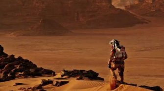 Video. The Martian - Behind the Scenes Arts and culture