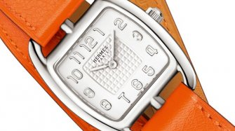 Hermès reintroduces silver Innovation and technology