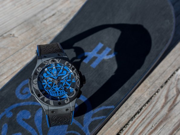 Hublot - Big Bang Sugar Skull
