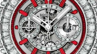 "Big Bang Unico ""10 Years"" Haute Joaillerie Trends and style"