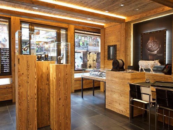 Hublot - New boutique in Zermatt