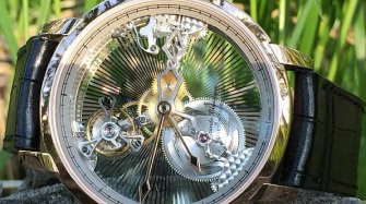A week on the wrist : Hysek IO skeleton tourbillon Innovation and technology