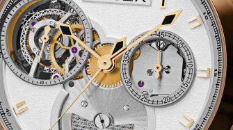 IO Chronograph Tourbillon Trends and style