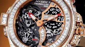 "New ""Abyss Tourbillon Haute Joaillerie"" Trends and style"