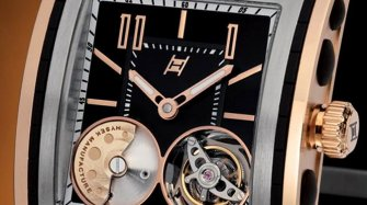 The new Kilada Tourbillon Trends and style