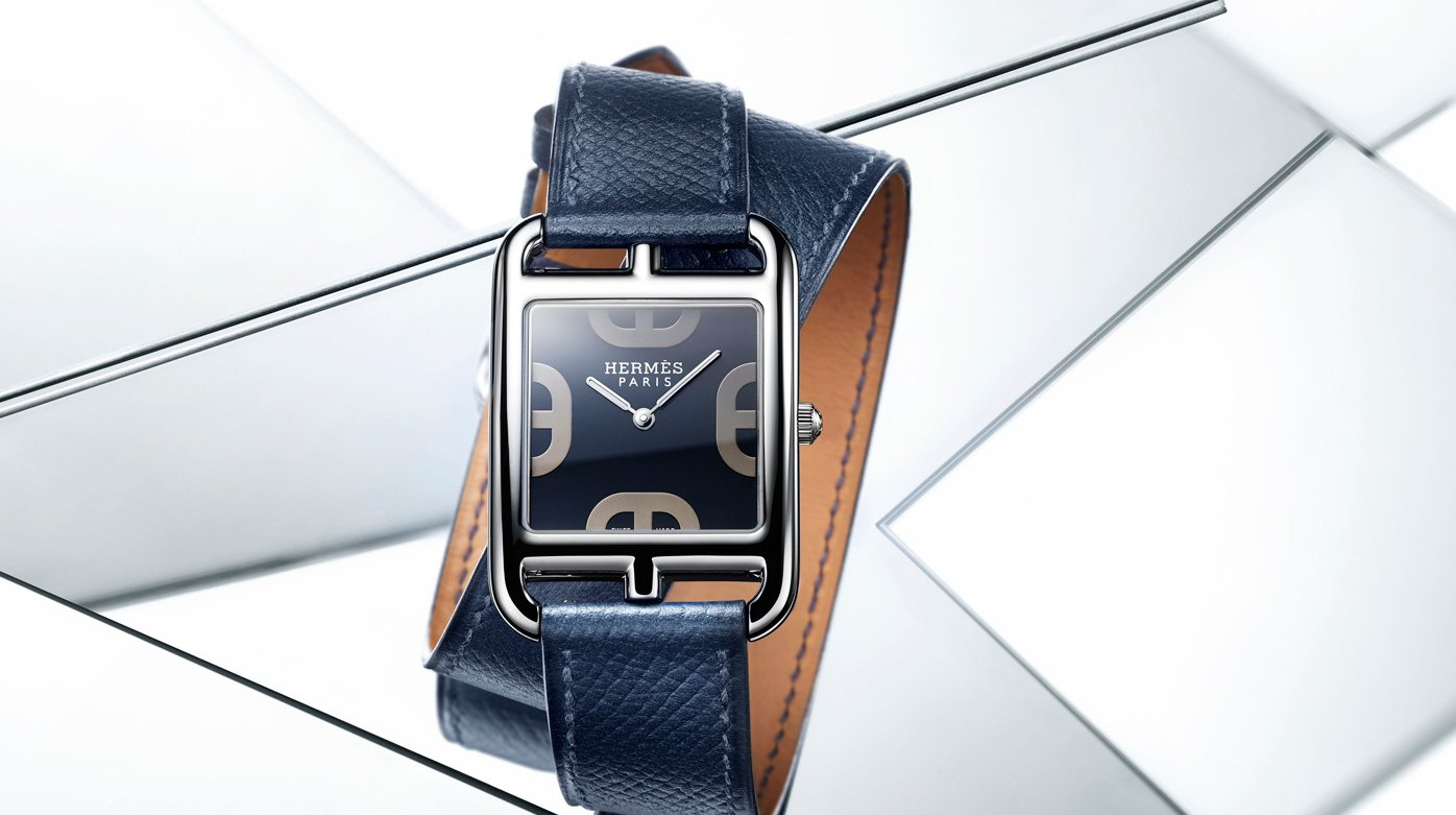 Hermès - New versions of the Cape Cod