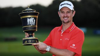 Winning Week for Justin Rose  People and interviews