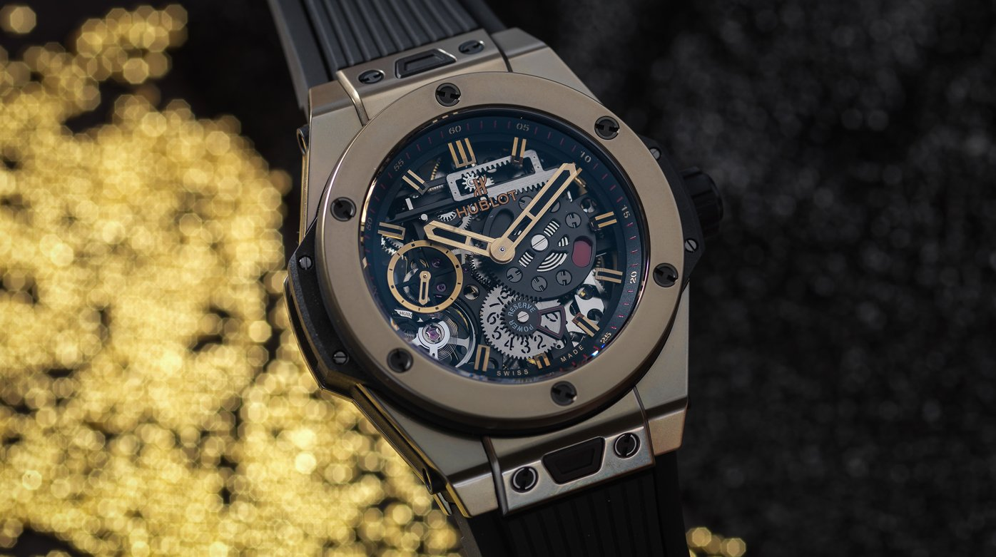 Hublot - Winner of the Red Dot: Best of Best 2017