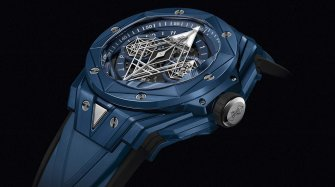 Big Bang Sang Bleu: a trio in ceramic Trends and style