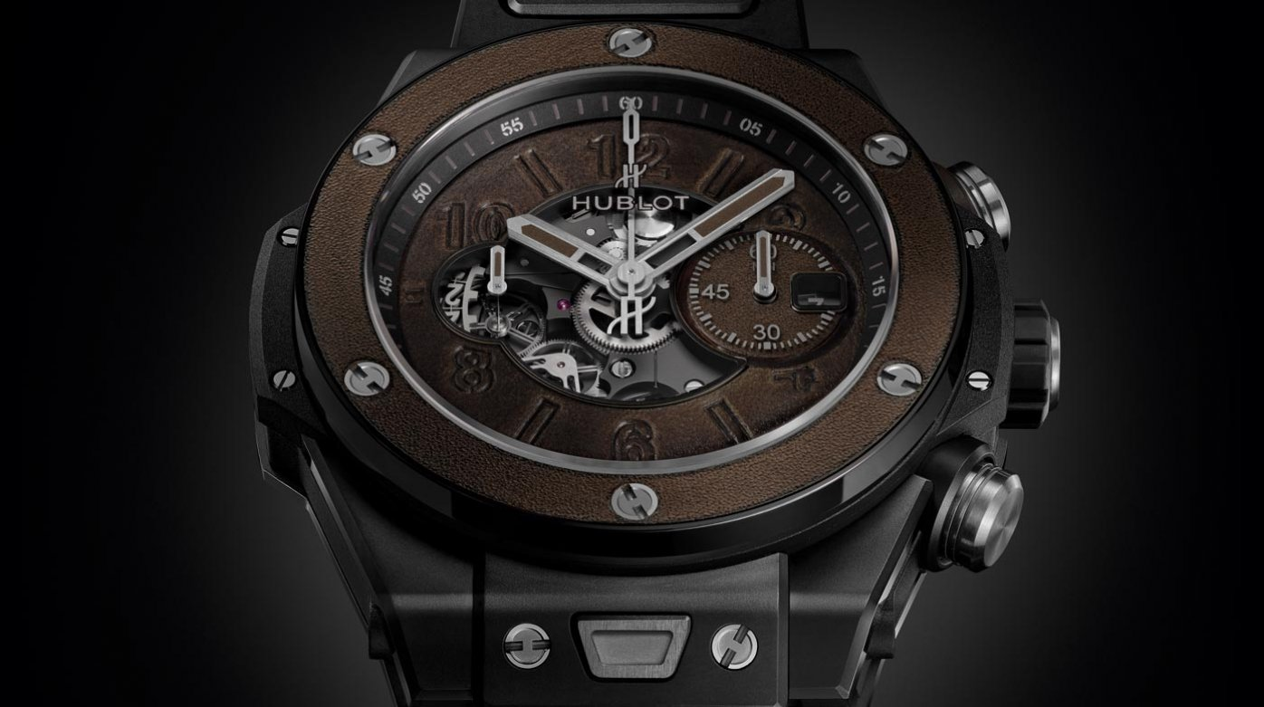 Hublot - Big Bang Unico Berluti Cold Brown