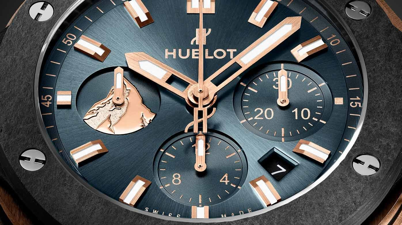 Hublot - Big Bang Zermatt