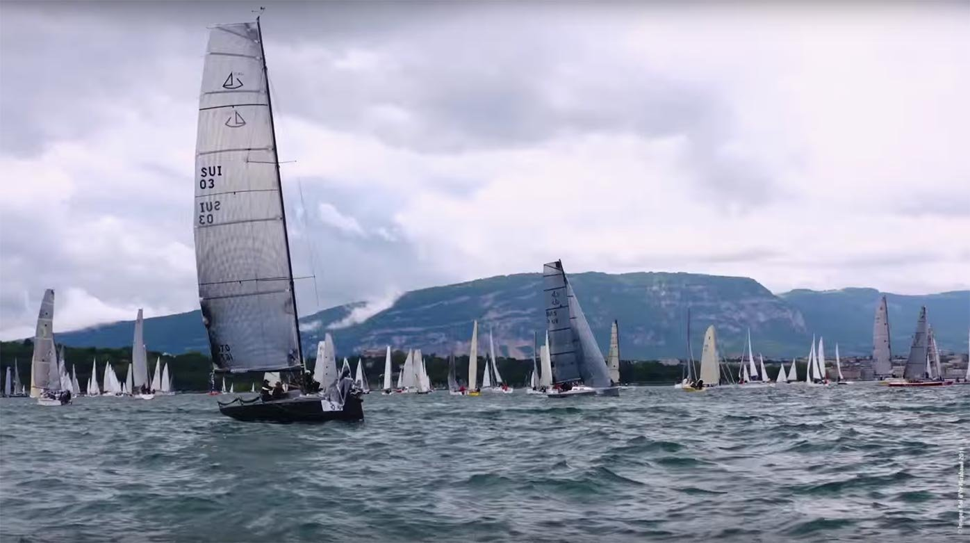 Hublot - Video. Bol d'Or Mirabaud