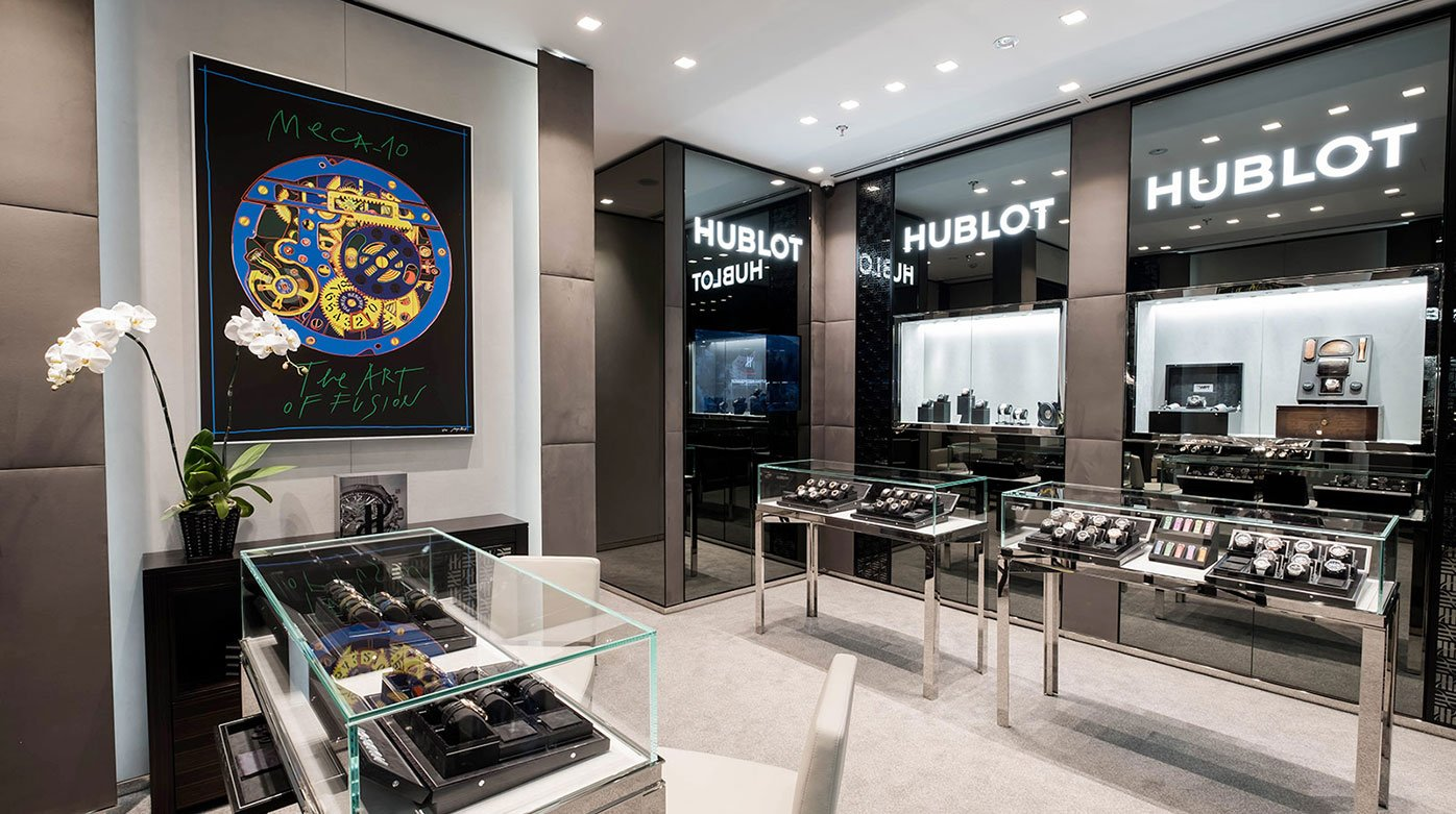 Hublot - New boutique in Hanoi