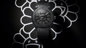 Classic Fusion Takashi Murakami All Black Trends and style