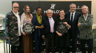 Carolien Niebling wins the Hublot Design Prize 2017 Arts and culture