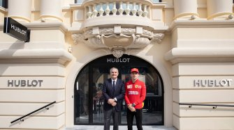 90 years of Scuderia Ferrari and of the Monaco Grand Prix