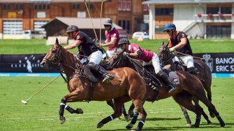 Polo Gold Cup in Gstaad Sport