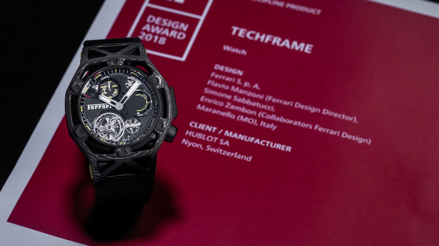 Hublot - Techframe continues its success story