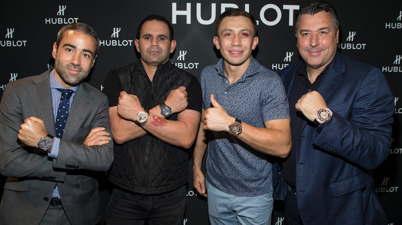 Hublot - New boutique in Las Vegas