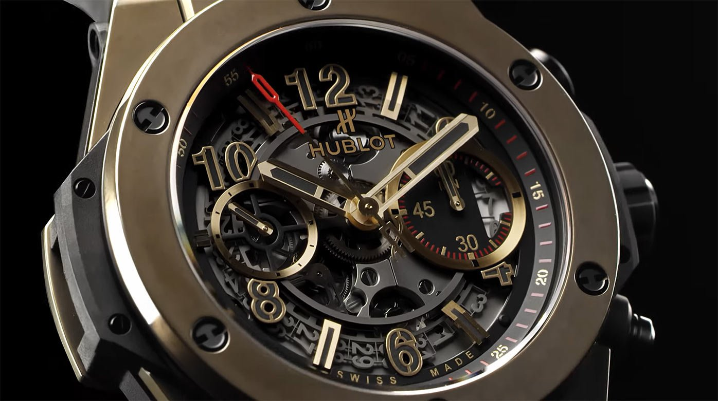 Hublot - Big Bang Unico Magic Gold