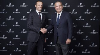 Hublot and UEFA kick off a new partnership