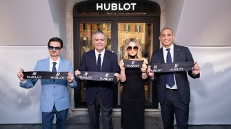 The brand arrives in Piazza Di Spagna, in Rome Industry News