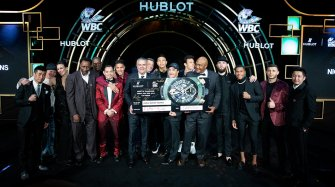 Big Bang Unico WBC models for the 'Night of Champions'