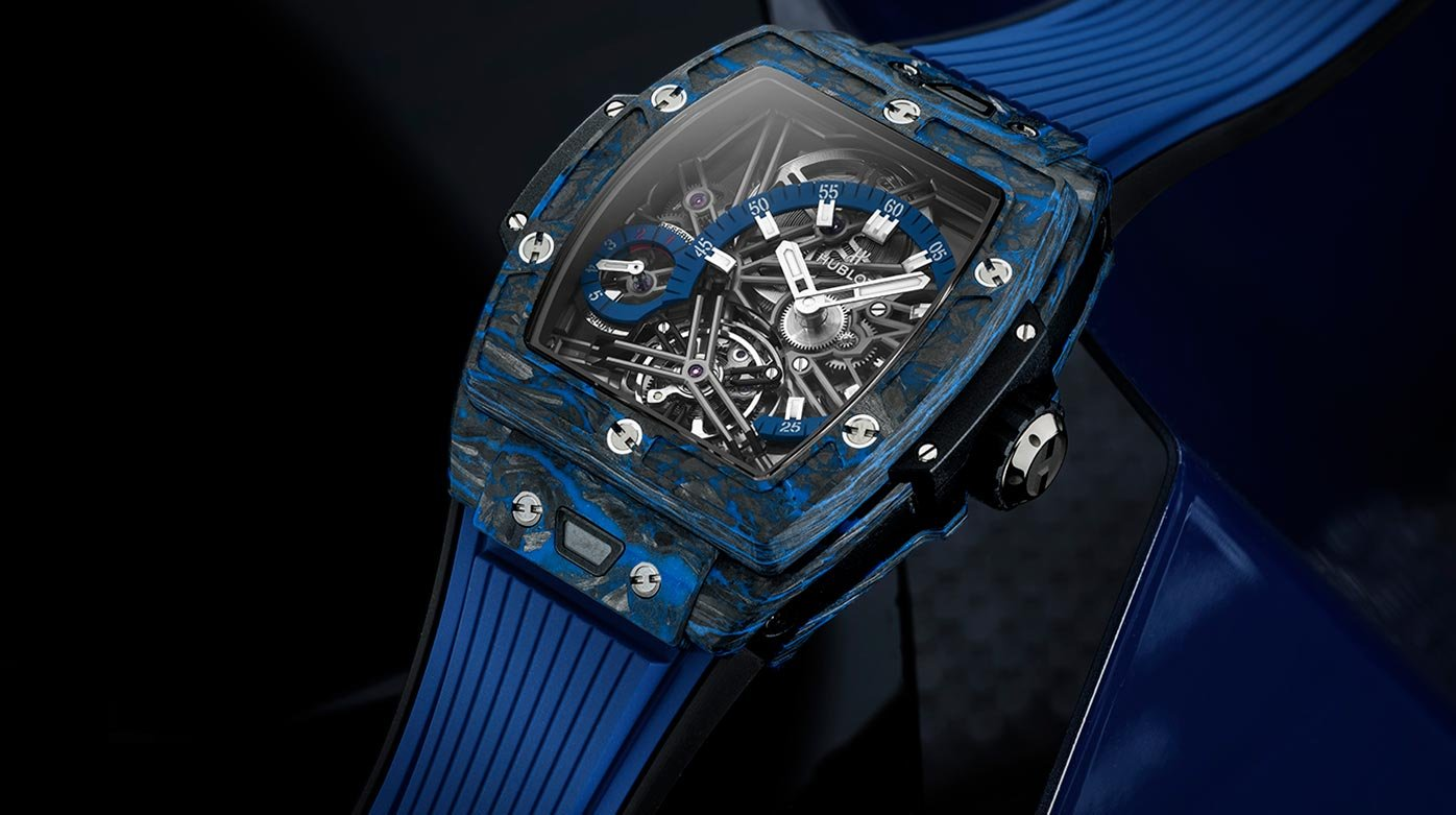 Hublot - Spirit of Big Bang Tourbillon