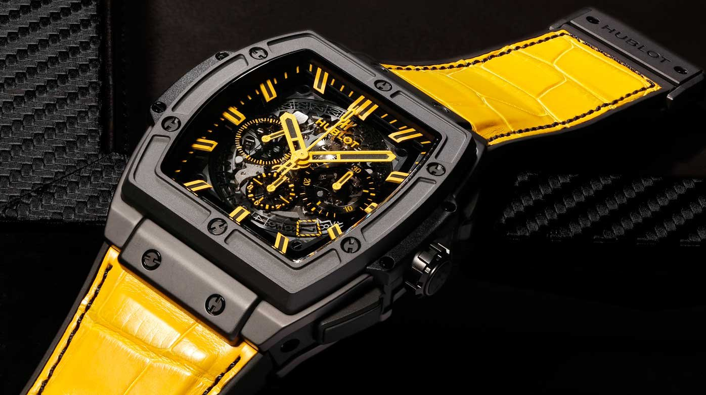 Hublot - Spirit of Big Bang All Black