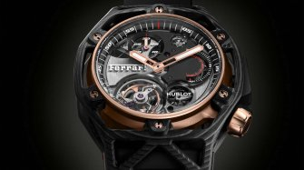 A Techframe Tourbillon Chronograph to be sold at auction Trends and style