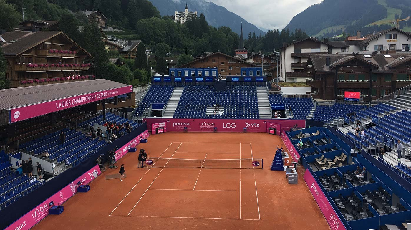 Hysek - A surprise for the Ladies Championship Gstaad