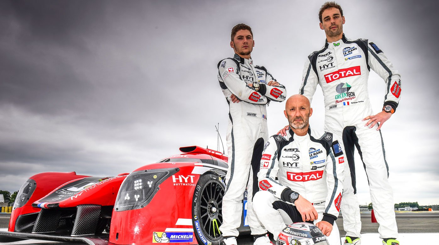 HYT - HYT and Panis-Barthez Competition